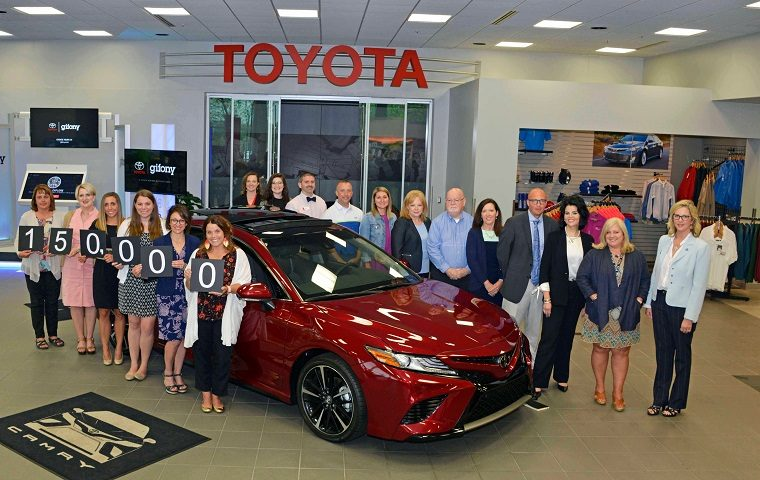 2018 Project Lead The Way with Toyota