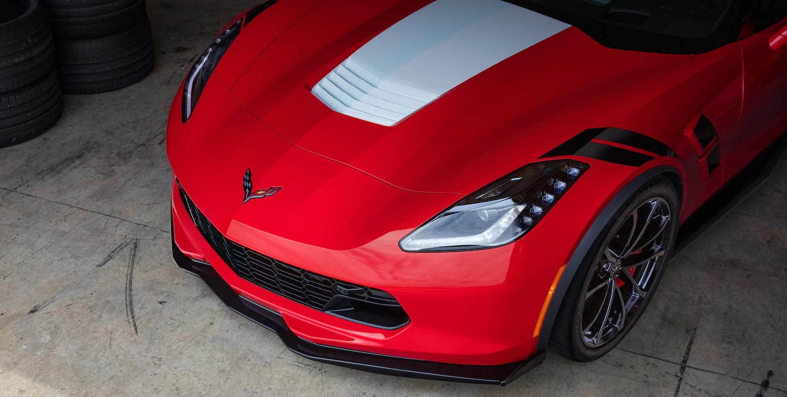 Ny Car Show >> 2019 Chevrolet Corvette Grand Sport Overview - The News Wheel