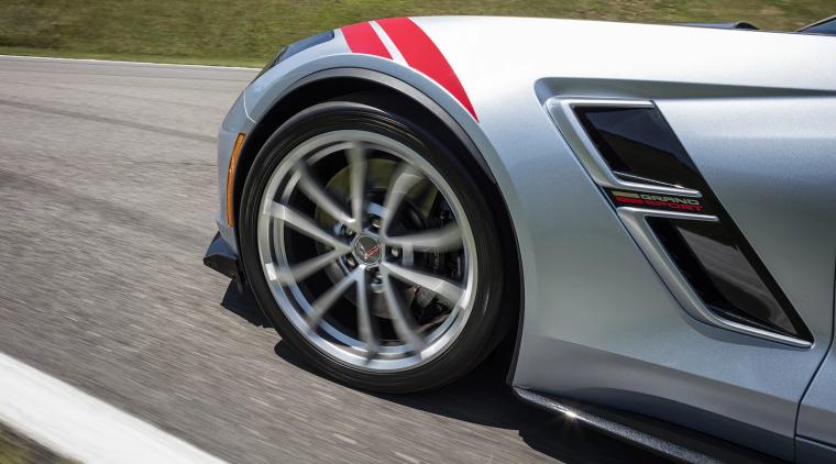 2019 Chevrolet Corvette Grand Sport Overview - The News Wheel
