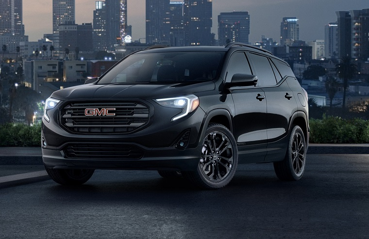 GMC Terrain Gets Updated Package Options, Safety Features ...