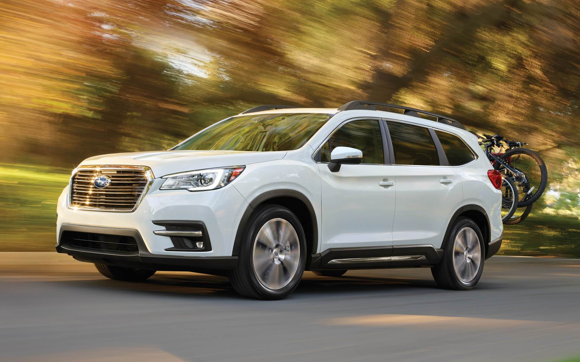 2019 Subaru Ascent Overview - The News Wheel