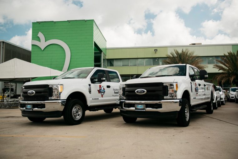 Ford Texas Is Family Event Houston Food Bank