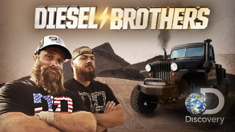 Diesel Brothers Discovery Channel Gearhead TV Show