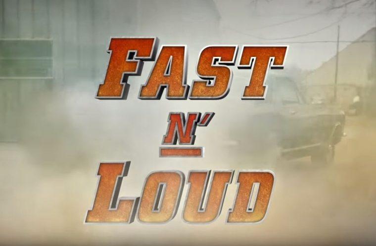 Fast N Loud Discovery Channel Gearhead TV Show