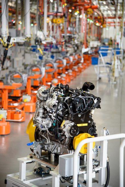 Ford Ranger Raptor Engine Production Struandale Engine Plant