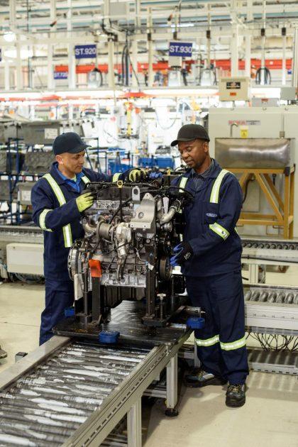 Ford Struandale Engine Plant