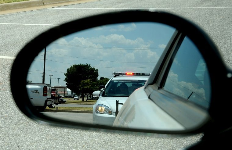 iPhone Siri shortcut for police traffic stops