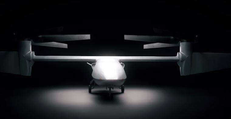 UberAir eVTOL flying car