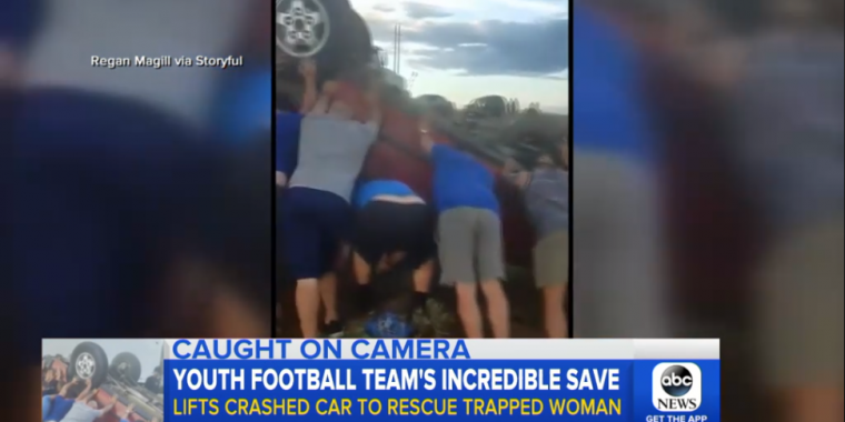 Youth Football Team