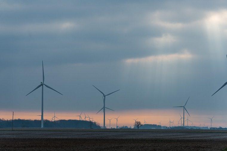GM Ohio wind farm