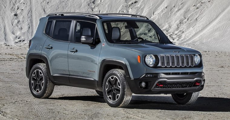2018 Jeep Renegade Is One Of The Best Cars For A Road Trip Says Us News The News Wheel