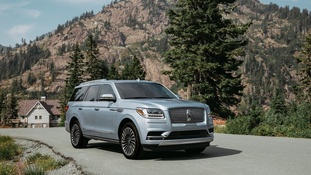 2018 Lincoln Navigator | Edmunds Buyers Most Wanted Award
