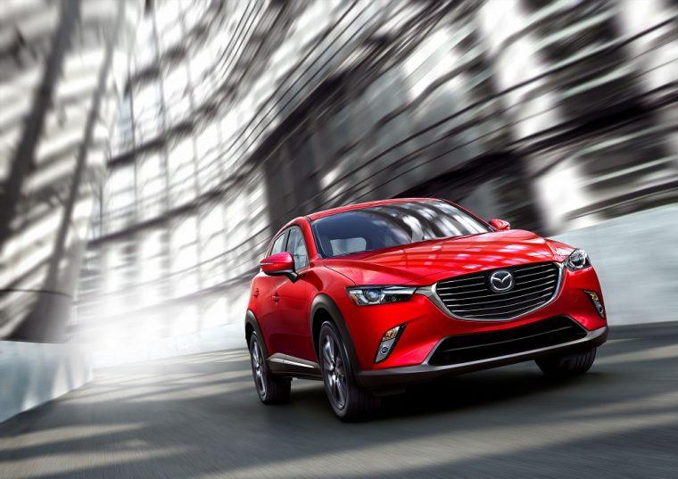 2018 Mazda CX-3 performance