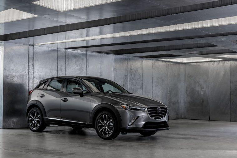 2018 Mazda CX-3 price