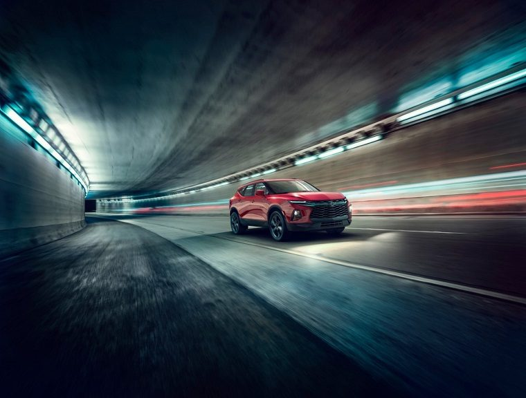 2019 Chevrolet Blazer pricing and trim levels