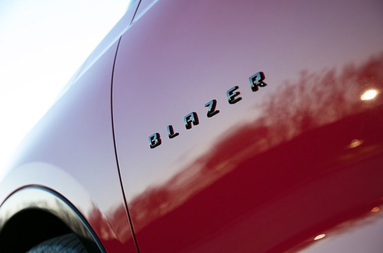 New Online Configurator Shows 2019 Chevy Blazer Options And Trim