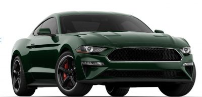 2019 Ford Mustang Bullitt Configurator