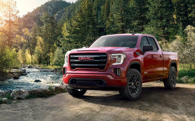 New 2019 GMC Sierra Elevation Shows Off Sharp Style ...