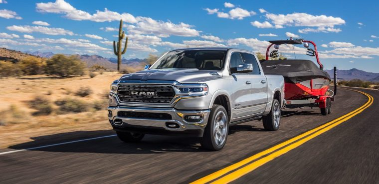 2019 Ram 1500 Overview - The News Wheel