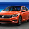 2019 Volkswagen Jetta SEL Premium Habanero Orange Metallic