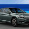 2019 Volkswagen Jetta SEL Premium Sage Green Metallic