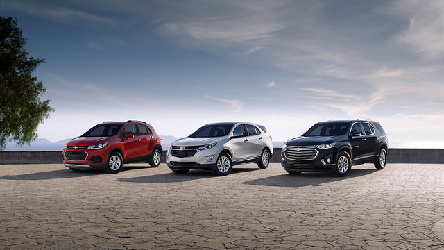 What Are The Differences Between The 2018 Chevrolet Trax Equinox