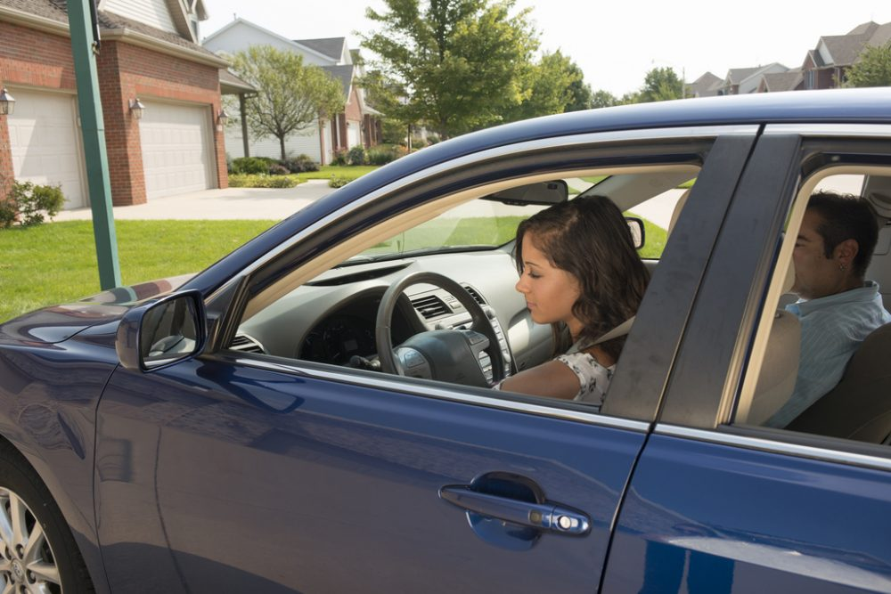 teen driver young driver safe driving