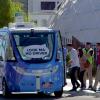 AAA Self-driving shuttle