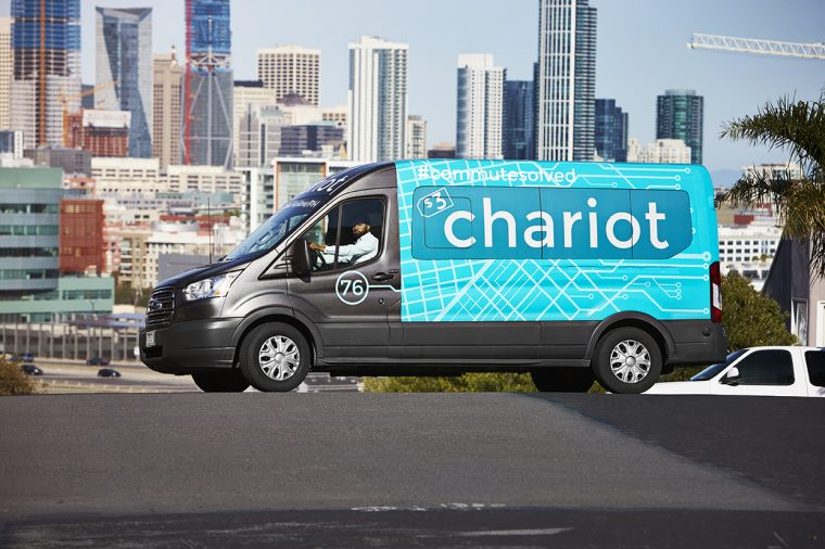 Chariot Ford Transit