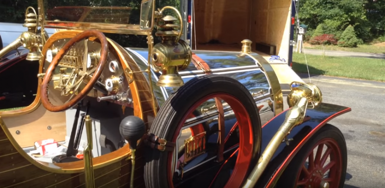 Chitty replica