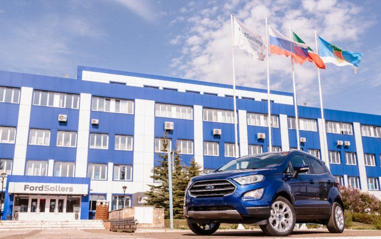 Ford EcoSport Chelny