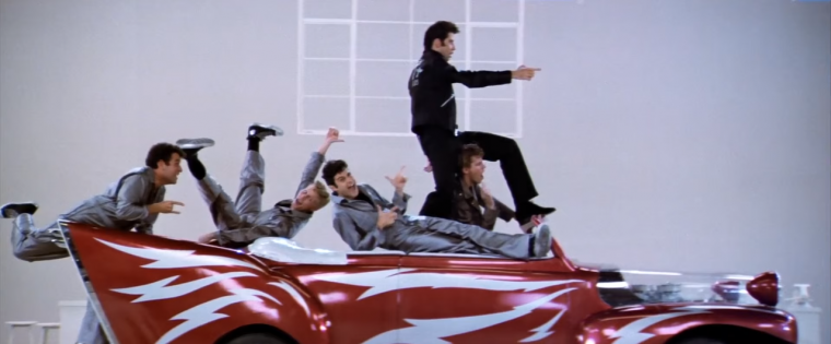 Grease Greased Lightning