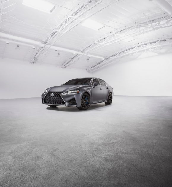 Lexus GS F 10th Anniversary Edition