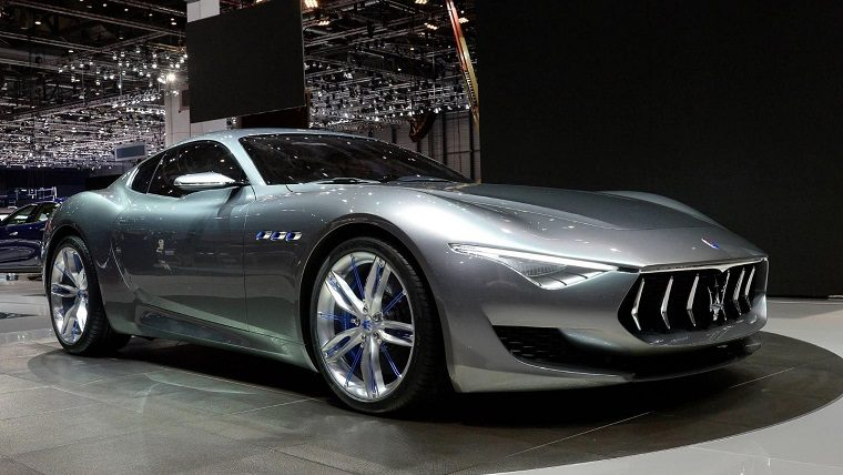 Maserati 0 60 >> Maserati Alfieri Is An Electric Sports Car That Does 0 60 In