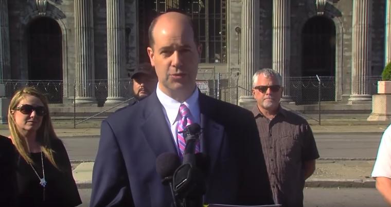 Matthew Moroun announces sale of Michigan Central Station