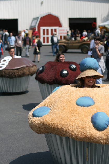 Mobile Muffins