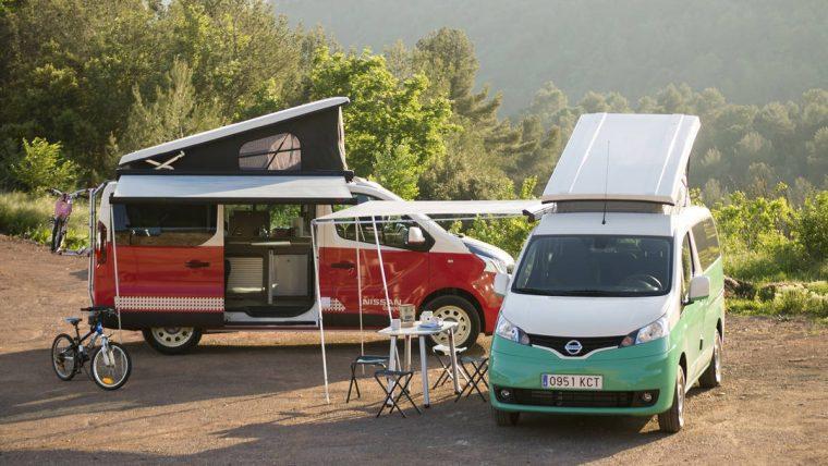 Nissan-camper-van