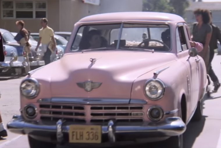 Pink Ladies Car