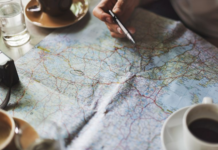 Road Trip 101: Where to Buy Paper Maps - The News Wheel Buy Maps on