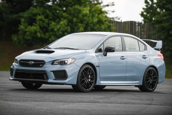 Photos They Re Here The 2019 Subaru Wrx And Wrx Sti