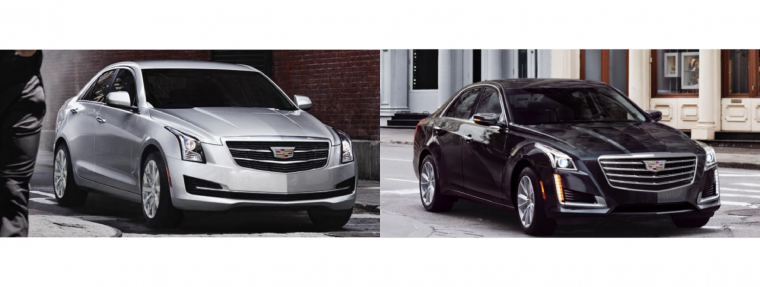 Ats Vs Cts >> What Are The Differences Between The 2018 Cadillac Ats And Cts