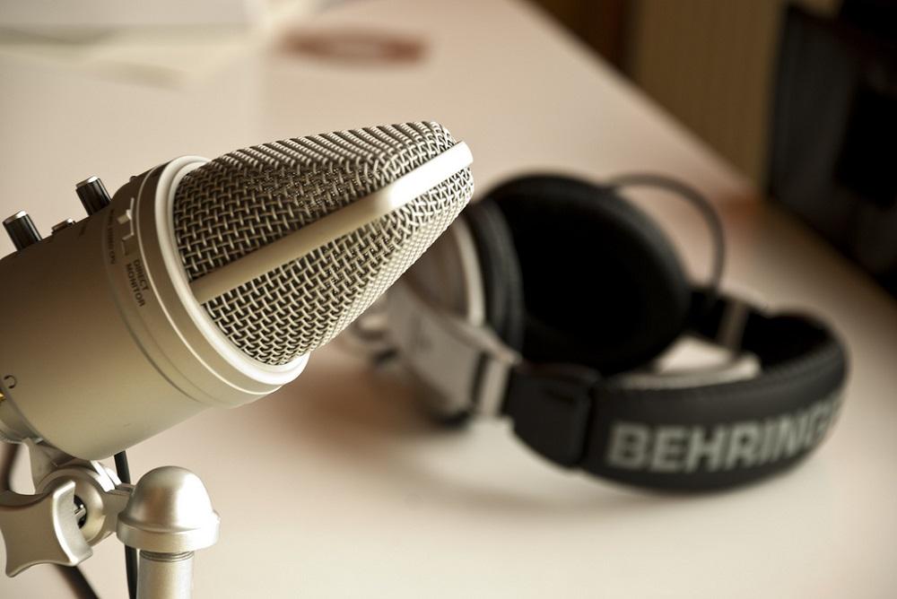 podcast setup best of 2018 road trip