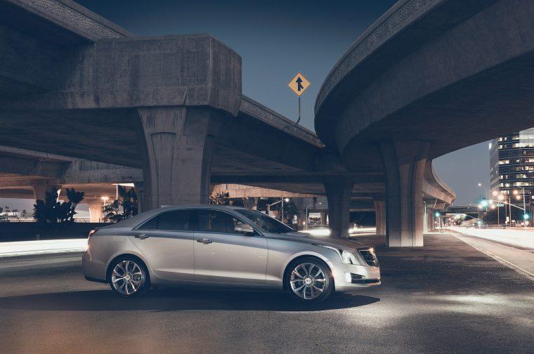 2015 Cadillac ATS Sedan Premium