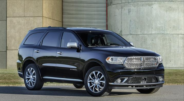 Dodge Suv List >> 2018 Dodge Durango Earns Spot On Top 20 List Of Suvs With The Most