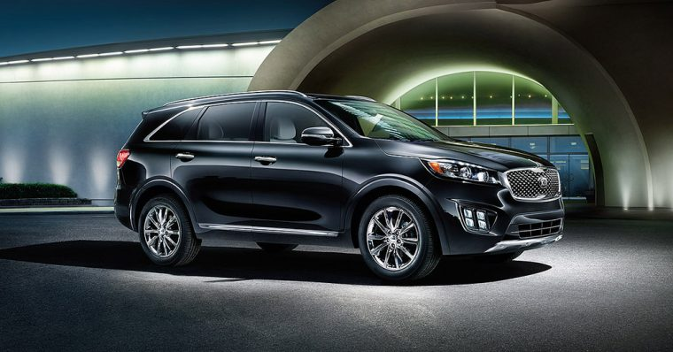 6 Passenger Suv >> 2018 Kia Sorento And Sedona Earn Spots On Best 6 Passenger