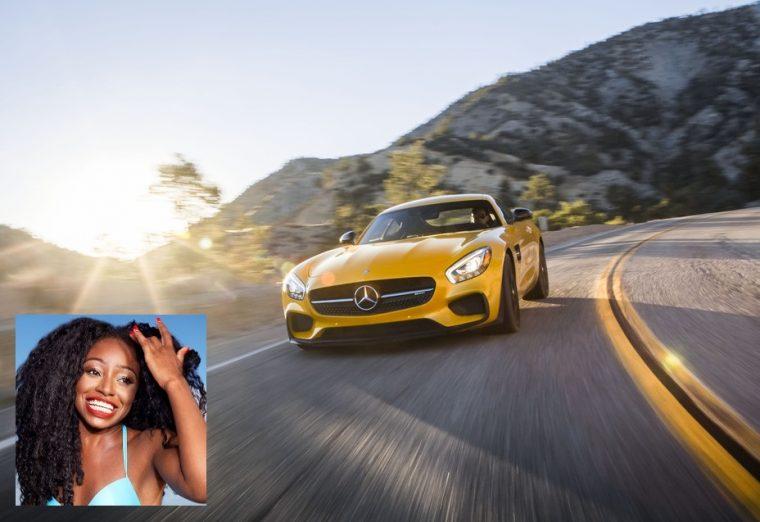 2018 Mercedes-AMG GT S Candace Floribama Shore