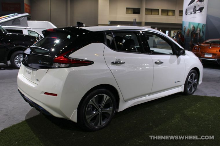 at half-year mark nissan dominates electric vehicle sales in europe