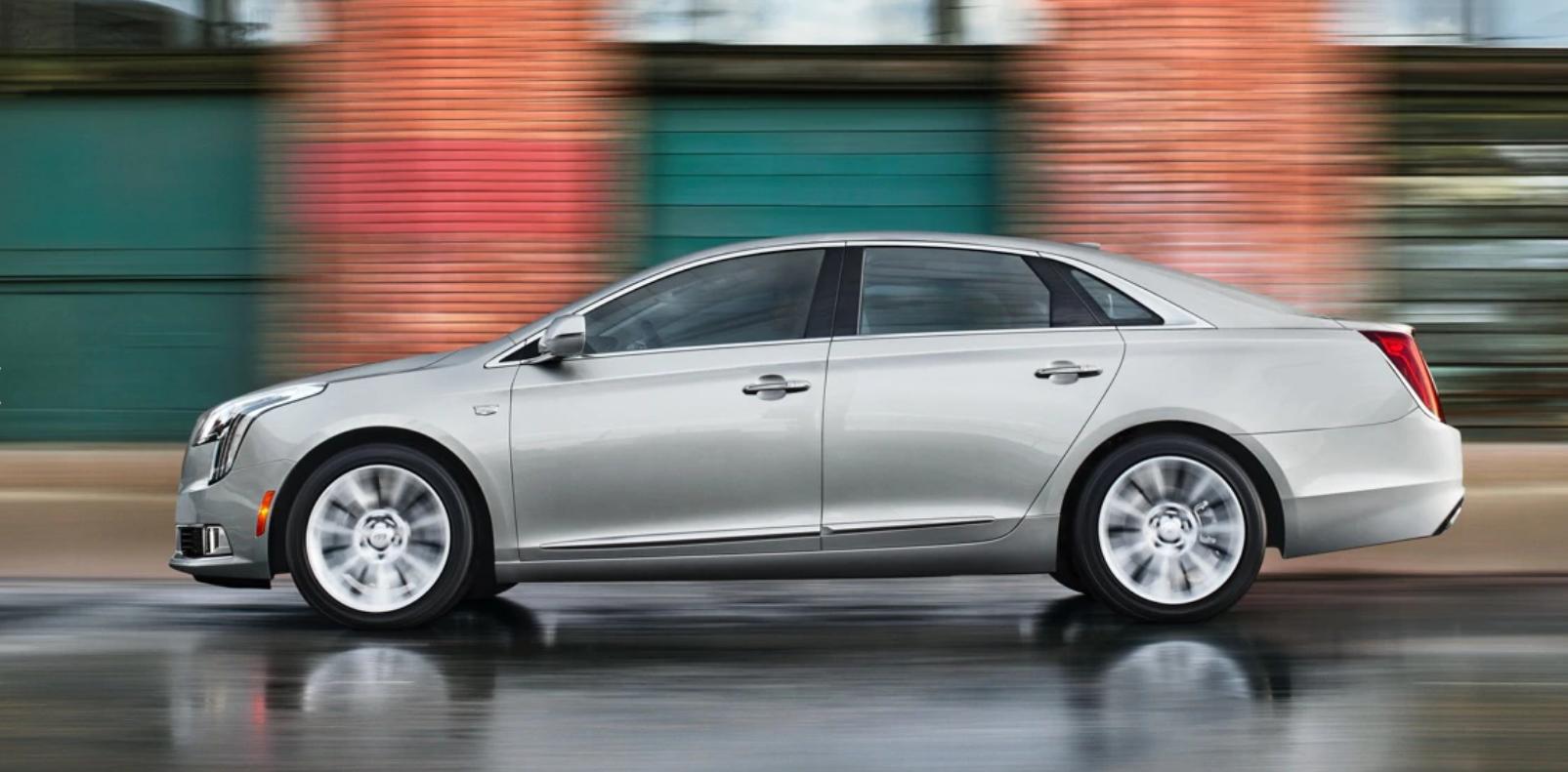 2019 Cadillac Xts V Sport 4wd Sedan Review