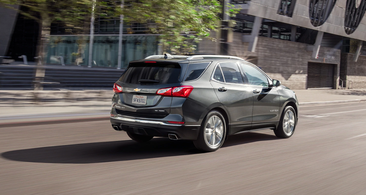 2019 Chevrolet Equinox Overview - The News Wheel