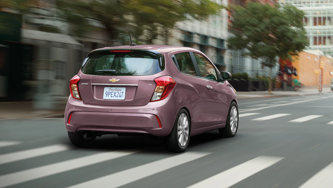 2019 Chevrolet Spark Overview - The News Wheel
